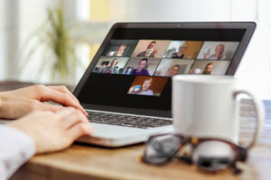Working from home employee monitoring software